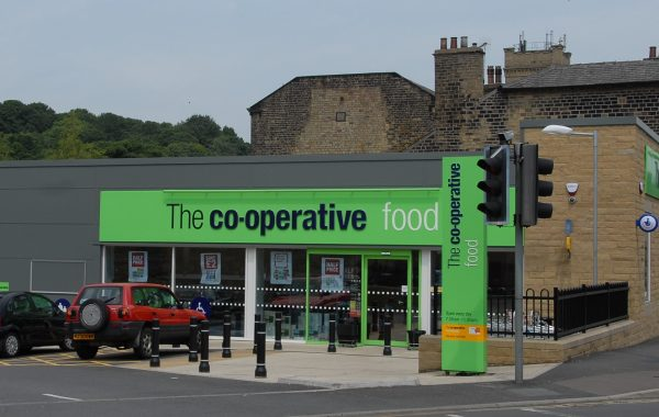Co-op, Greetland