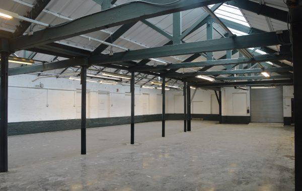 Engineering Stores, Rosemount Estate