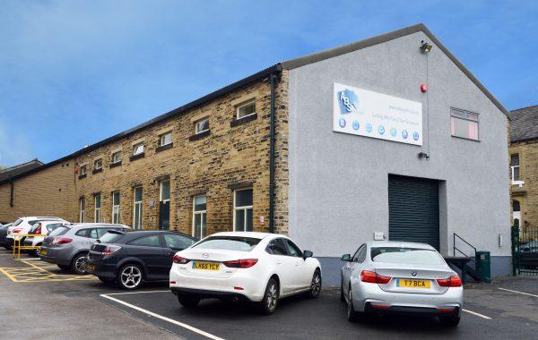 Newcombe Mill, Elland